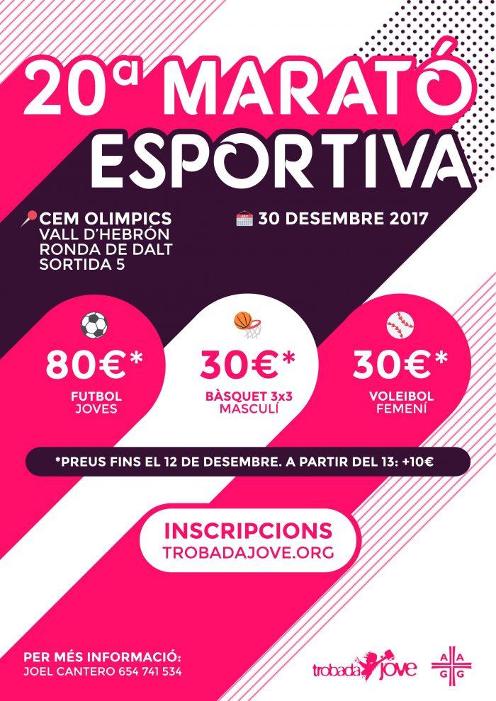 20ª Marató Esportiva