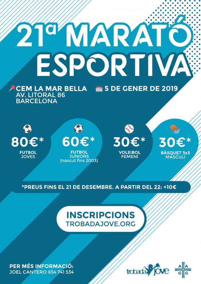 Marató Esportiva 2019