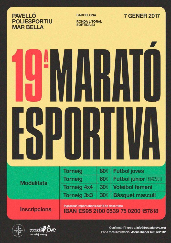 Marató Esportiva 2017